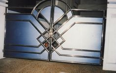 SS Main Gate Grill Gate Design, Fence Gate Design, Steel Gate Design, Front Gate Design, Main Gate Design, House Gate Design, House Front Design, Door Design, Iron Gates Driveway