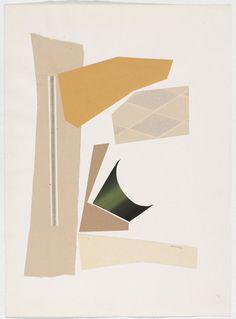Bruno Munari. untitled (graphic composition). c.1951