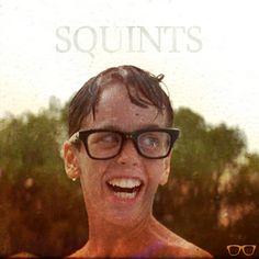squints! the sandlot!