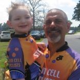 This year I'm making a donation to cancer research as a gift to my dad for Father's Day. He has made a truly admirable commitment for the past 20 years to ride the Pan Mass Challenge to raise money for cancer research and is a special role model to us all.