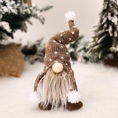 Nordic Christmas, Christmas Gnome, Simple Christmas, Handmade Christmas, Christmas Crafts, Fall Crafts, Diy Crafts, Elf Decorations, Country Christmas Decorations