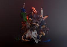 Rafa Merino – Art & design driven director › Reborn