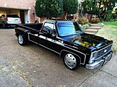 How bout some pictures of '73-'87 regular cab dually - Page 3 - The 1947 - Present Chevrolet & GMC Truck Message Board Network