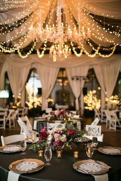 Atlanta wedding ceremony and reception venue: Callanwolde Fine Arts Center Courtyard Ballroom