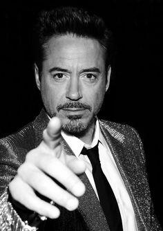 Robert Downey Jr. My favorite actor!