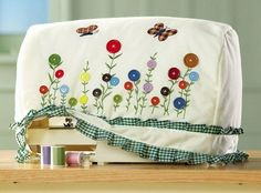 My new sewing machine cover!