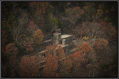 Collings Castle. Turner Falls, Davis, OK