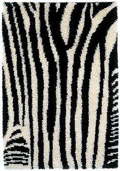 Zeebra by Eva Brummer Finland Art Textile, Textile Patterns, Textiles, Rya Rug, Wool Rug, Marimekko, Hand Knotted Rugs, Floor Rugs, Rugs On Carpet
