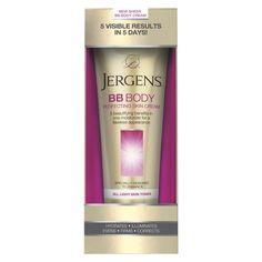 Jergens BB Body Cream Light - 7.5 oz