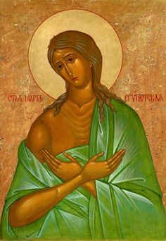 Icons.Overcoming Nature: On St. Mary of Egypt
