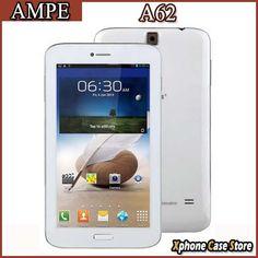 """Дешевое Ampe A62 6.2 дюймов IPS андроид 4.2 3 г телефонный звонок планшет пк MT8312 двухъядерный 1.3 ГГц WCDMA GSM двойной SIM GPS Bluetooth Wifi 8MP + 2 мегапиксельная, Купить Качество планшетные компьютеры непосредственно из китайских фирмах-поставщиках:   3G Original Vido W11C Tablet 10.1"""" 1920X1200 RAM 2GB+ROM64GB Windows 8.1 Intel Z3735D Quad Core WCDMA Wifi GPS Tablets"""