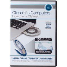 Digital Innovations Cleandr Laser Lens Cleaner – USMART NY