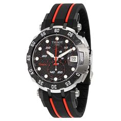 Tissot T-Race MotoGP 2015 Black Dial Men's Sports Watch T0924172720100 - T-Race - T-Sport - Tissot - Watches - Jomashop