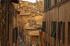 Sienna Cityscape by John  Peters on 500px