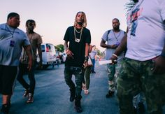 From Rookie to Royalty: On Tour With Fetty Wap