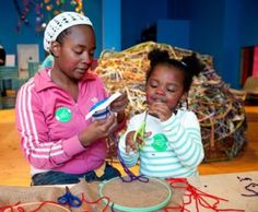 Creative Thinking is MORE than just art. Have you checked out the Creativity Jam at the Minnesota Children's Museum yet?