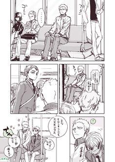 Haikyuu Manga, Haikyuu Dj, Haikyuu Ships, Haikyuu Fanart, Hero Wallpaper, Cute Anime Wallpaper, Volleyball Anime, Anime Drawings Sketches, Love And Lust