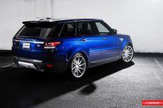 """Range Rover Sport - 22"""" CVT"""