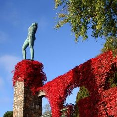 Carl Milles Garden Stockholm  http://www.millesgarden.se/carl-milles-594.aspx  Want to go here this year.