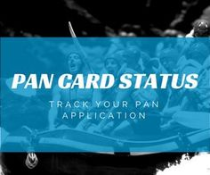 Your Pan card Status is blog where we write articles about Pan card like Pan card status , Know your pan etc. and we provide step by step guide on each and everything about Pan card.