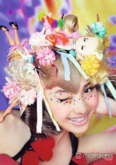 ももクロ夏菜子、新たな魅力を開花 蜷川実花ワールドを表現 の写真 - モデルプレス