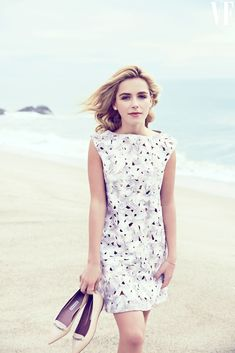 "Kiernan Shipka, Who Plays Sally Draper on Mad Men, ""Can't Promise"" She Won't Break Our Hearts 