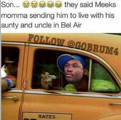 Meek Mill vs Drake meme