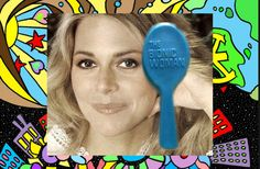 Original Bionic Woman Brush Lindsay Wagner Toy by LovesUnique