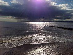 Exmouth Devon, Miami, England, Celestial, Sunset, Live, Beach, Water, Outdoor