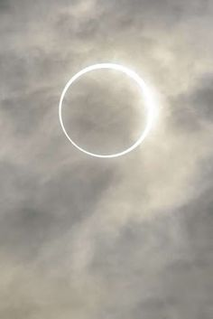 solar eclipse; moon in front