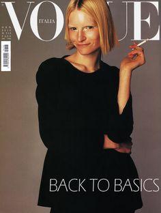 Kirsten Owen for Italian Vogue
