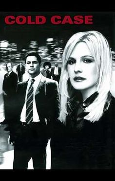 I love to watch Cold Case