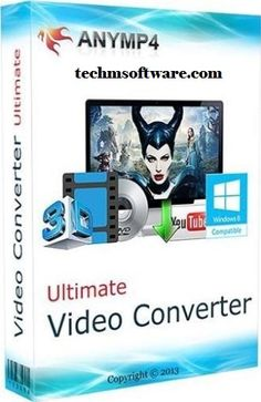 AnyMP4 Video Converter Ultimate 7.0.52 Crack With Keygen free download from here and you can also get much more softwares with crack...