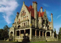 Pin for Later: The World's 21 Most Haunted Dwellings Craigdarroch Castle, Canada Victoria Vancouver Island, Victoria Bc Canada, Victoria British, Victoria City, Visit Victoria, Tourism Victoria, Most Haunted Places, Western Canada, Shore Excursions
