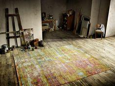 Nova coleção de tapetes