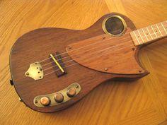 Marshall Hammett custom guitars