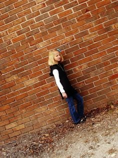 The Brick Wall is a nice Background