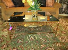 Daisy Faux Marble 3 Piece Coffee And End Table Set, Black 139.00 | Furniture  | Pinterest | Marbles, Coffee And Walmart