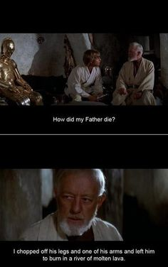 How did my father die? - funny pictures - funny photos - funny images - funny pics - funny quotes - funny animals @ humor