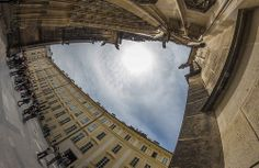 I see you See You, Prague, Sci Fi, Castle, Louvre, Architecture, Building, Travel, Arquitetura