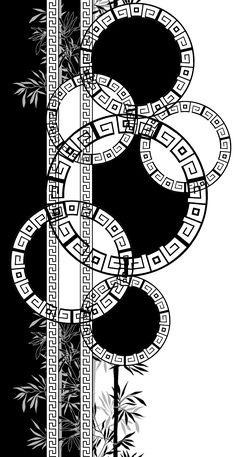 Graphic Patterns, Textile Patterns, Textile Design, Print Patterns, Design Art, Print Design, Tribal Patterns, Pattern Art, Pattern Design