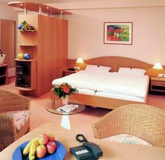 Doppelzimmer im Hotel Moorland am Senkelteich in Vlotho