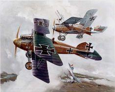 Leynnwood AlbatrossDIII&Nieuport17c-960