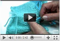 Learn Seaming Knitting