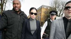 Image copyright                  PA  Singer and former X Factor judge Tulisa Contostavlos, 27, has pleaded guilty to drink-driving. Contostavlos's Ferrari allegedly collided with a Saab outside Southgate Tube station on 10 September last year. The singer appeared at Highbury Corner magistrates court on Monday. This breaking news story is being updated and more details will be published shortly. Please refresh the page for the fullest version. If you w