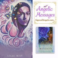 LILAC MIST You may not feel that in the past you have blown your chance for happiness or that you have already missed out on something that you yearn for. Lilac Mist has shown up today to remind yo…