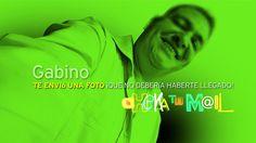 Él es Gerardo González e interpreta a Gabino en Cheka tu Mail. ¡Ven y descubre por qué Luis Miguel es su punto débil!