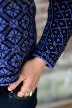 Ravelry: Rose Trellis pattern by Donna Kay