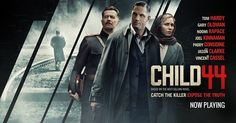 Movie Review: Child 44 (2015) - Child 44, movies, movie review, Millitary, Thriller