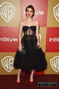 2013 > 14th Annual Warner Bros. And InStyle Golden Globe Awards After Party